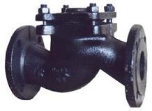Клапан обратный 16ч6р, 16ч6п (КА 41075) Ду65-200 Ру16