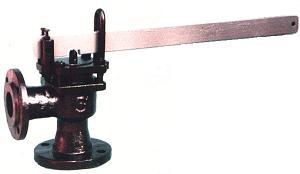 Клапан предохранительный 17ч18бр, 17ч18нж Ду50, Ду80, Ду100 Ру16