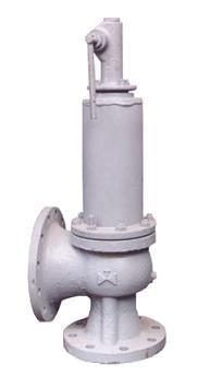 Клапан предохранительный 17с18нж, 17лс18нж, 17нж18нж, 17нж18нж1 (СППКР) Ду25-100 Ру160