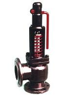 Клапан предохранительный 17с56нж Ду50-125 Ру16, Ру40