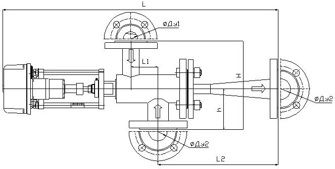 Гидроэлеватор 40с941нж (РГ)