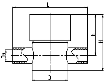 Конденсатоотводчик термодинамический 45с13нж, 45с13нж-ф, 45нж13нж