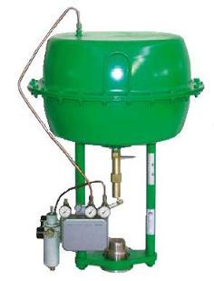Мембранно-исполнительный механизм пневматический МИМ 200, МИМ 250, МИМ 400, МИМ 500