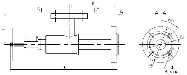 Конденсатоотводчик термостатический РКД